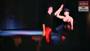 Театр кабаре »Luna»23 02 2014 Артишок, режиссер Ольга Панкратова