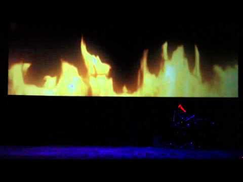 Театр Cabaret «Luna» спектакль «Мистическое возвращение женщины к себе»